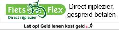 Betalen met fietsflex